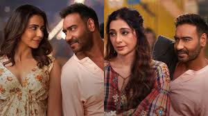 ajay devgan movie de de pyar de box office collection