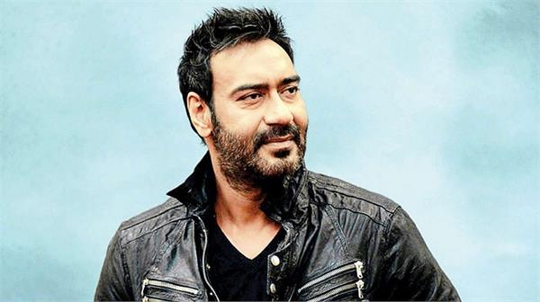 ajay devgan leaves for russia for the next schedule of meday