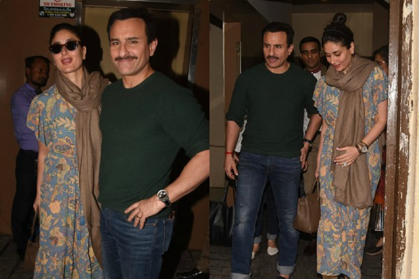 saif ali khan movie date with begum kareena kapoor khan