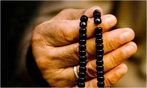 PunjabKesari, Garland, Chanting Mantra, Mantra