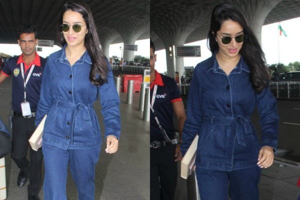 shraddha kapoor heads to chennai for saaho promotion