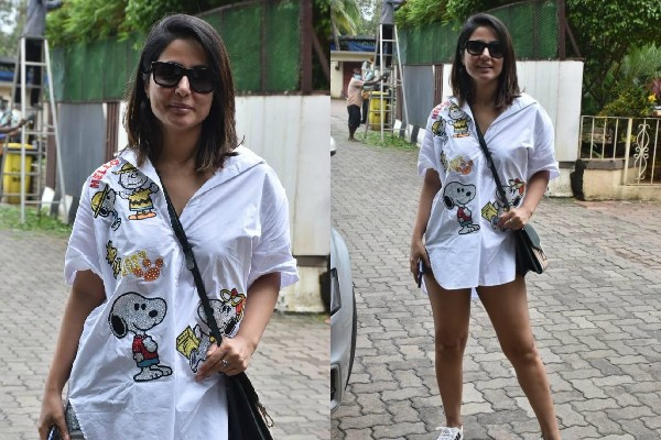 hina khan looks stunning in her latest spotted pictures