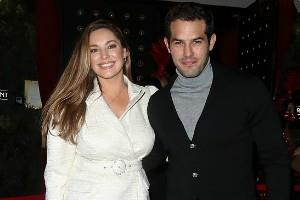 kelly brook night out with boyfriend jeremy parisi in london