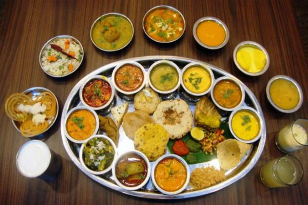 PunjabKesari, भोजन, खाने की थाल