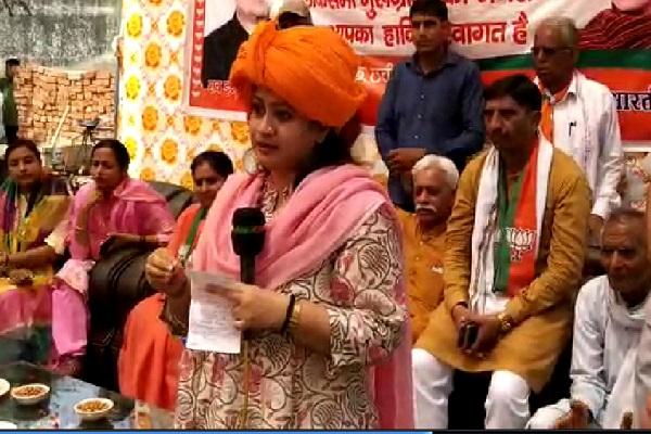 PunjabKesari, haryana hindi news, rewari hindi news, youth, public, loksabha election, voters, election commission, rao inderjeet, aarti rao, bjp, congress, aap, jjp, inld, inso, jjp