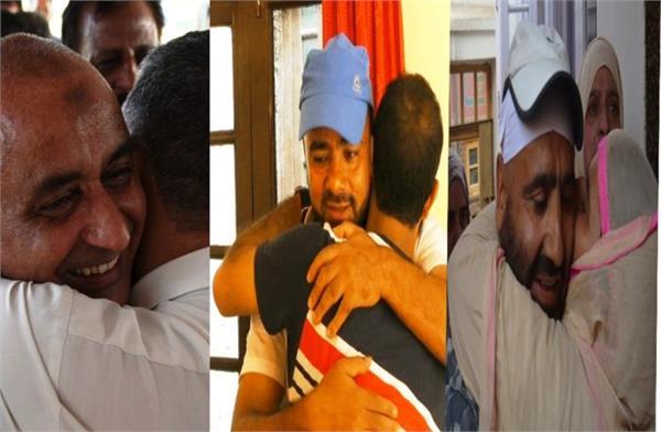 3 kashmiri released in delhi bomb blast case
