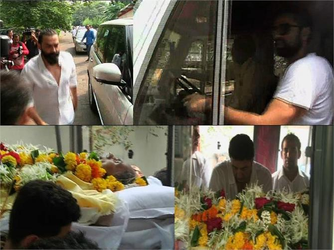 abhay deols father ajit deol passes away