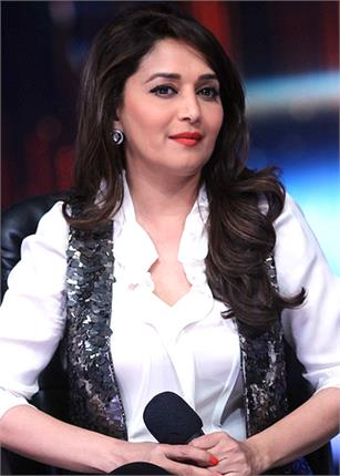 madhuri dixit water donation