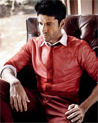 farhan akhtar has no time for direction