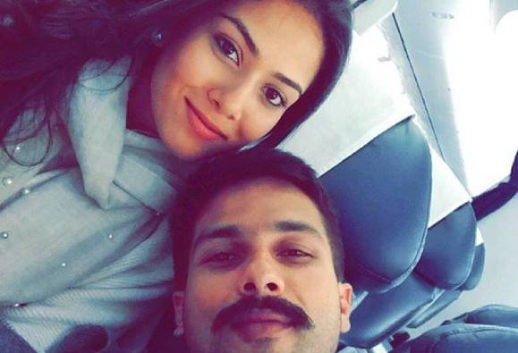 shahid kapoor shares sweet picture with his wife
