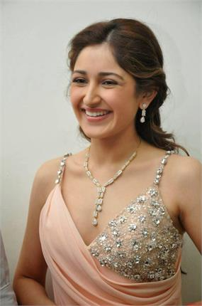 sayesha takes films range from the sultan star advice
