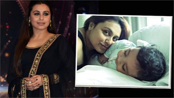 rani mukerji shares a note and a pic of her daughter adira first birthday