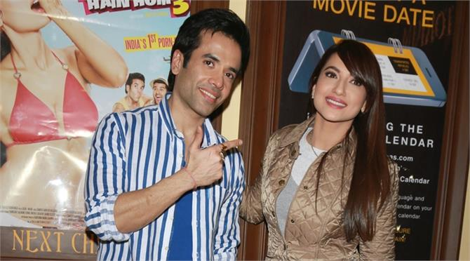 tusshar kapoor said about adult comedies