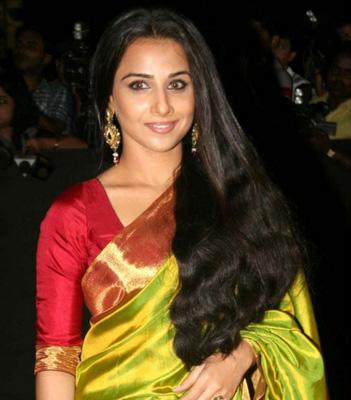 as patron of the sari no intention to brand yourself vidya