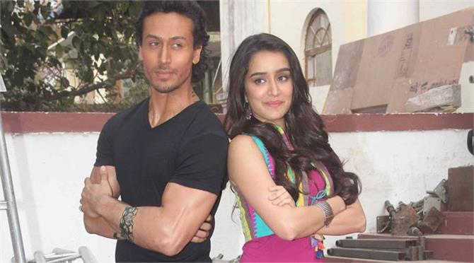 tiger s sincerity is unbelievable shraddha kapoor