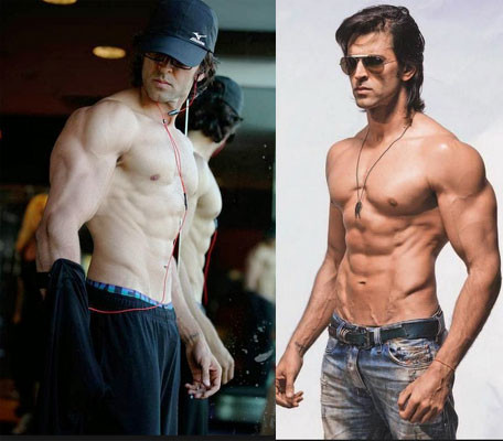 hrithik roshan workout to weight loss