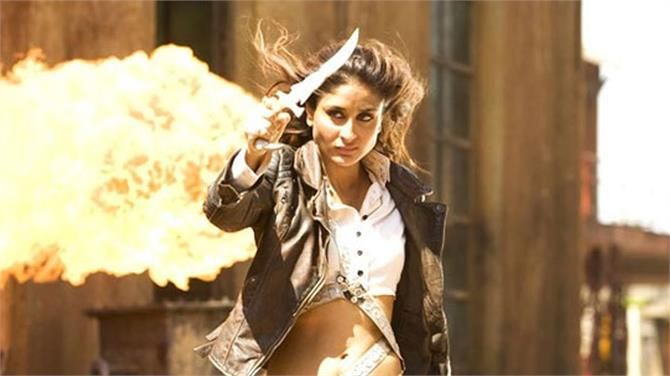 kareena kapoor will be in action movies