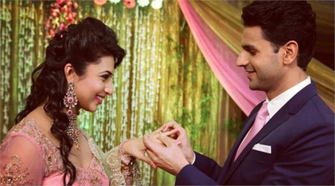 divyanka tripath wedding