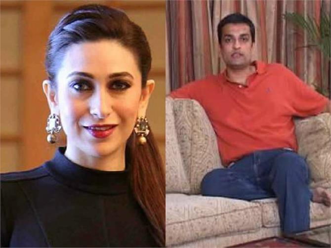 karisma seen with boyfriend in kareena kapoor s party