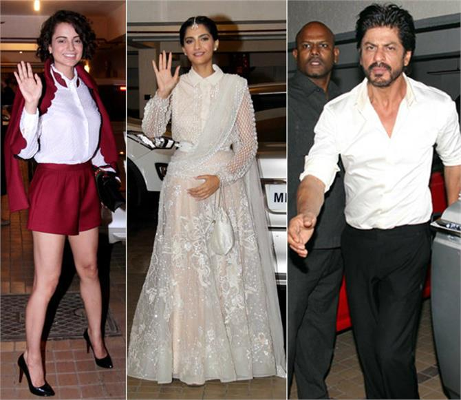 shahrukh khan and others bollywood celbs enjoy late night party at safina s house