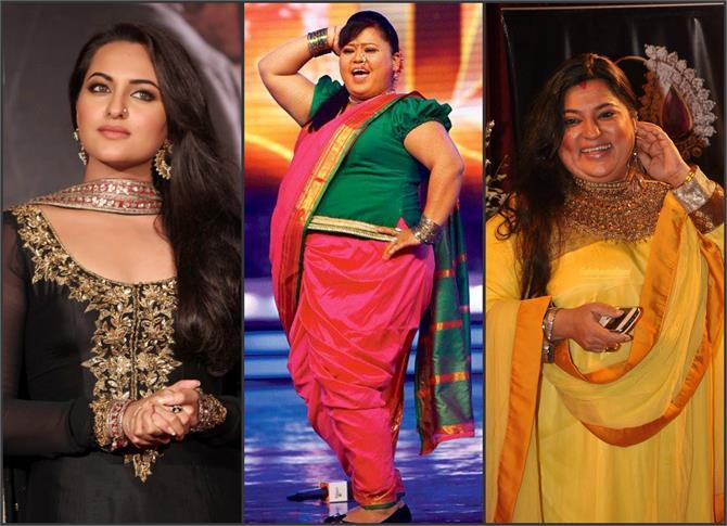 fat actors became stars
