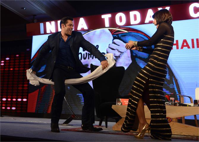 salman khan doing dance