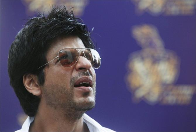 shahrukh khan does not like his past time