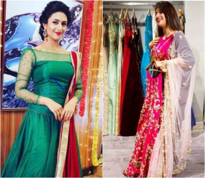 divyanka tripathi starts shopping for her wedding dress