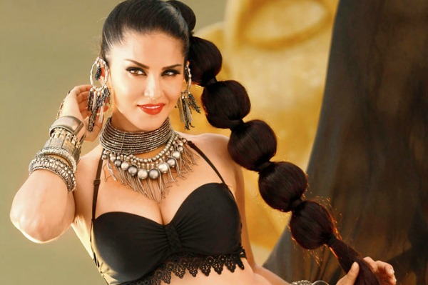 sunny leone thinks luckiest person