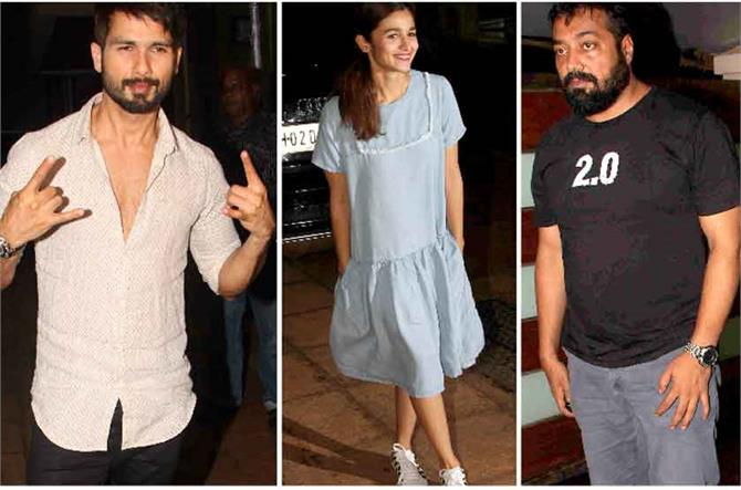 udta punjab team enjoy partys success