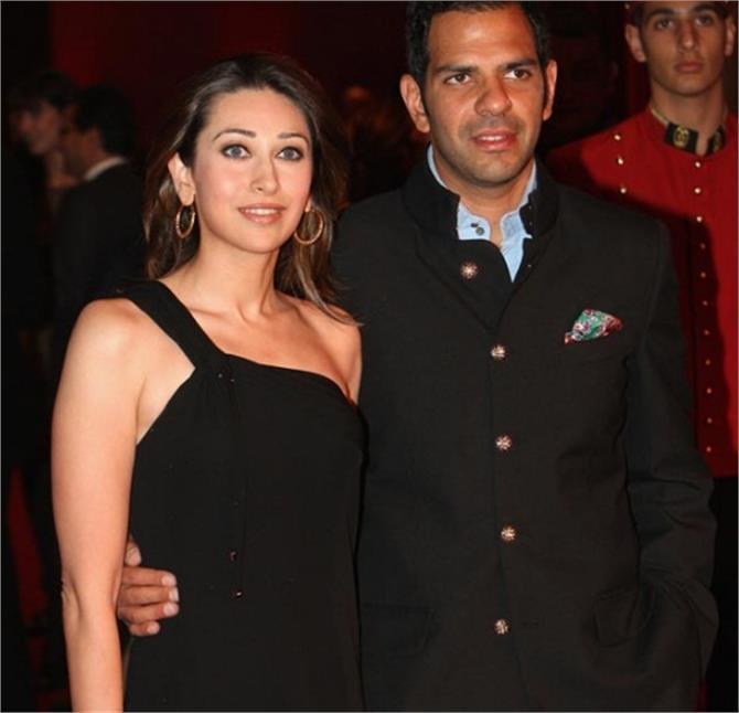 karisma kapoor husband sanjay ex boyfriend broke his silence on fights with