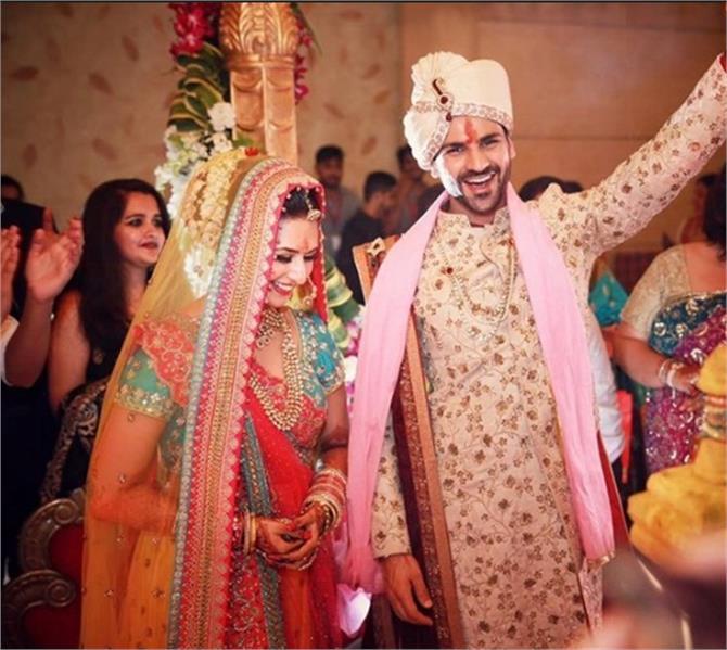 divyanka tripathi vivek dahiya wedding film