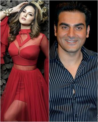 arbaaz khan and sunny in tera intezaar