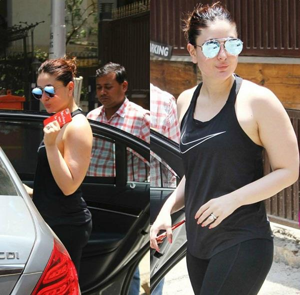 kareena kapoor khan has been working out for10 hours
