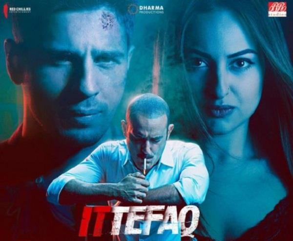 box office collection of siddharth and sonakshi ittefaq