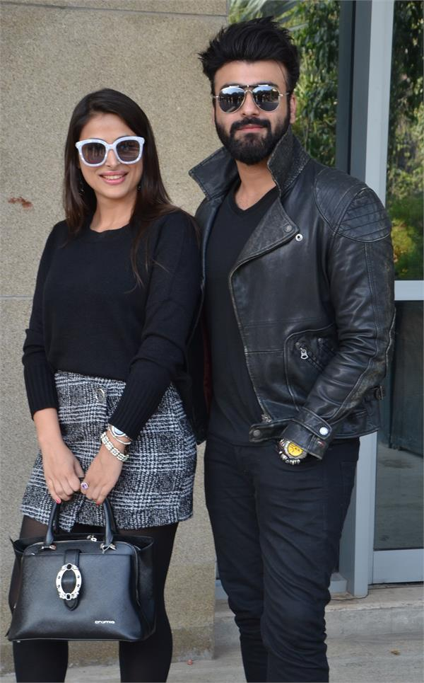 arya babbar will share screen with his father