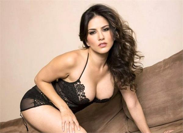 sunny leone get dirty message