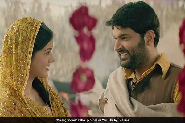 movie review of firangi