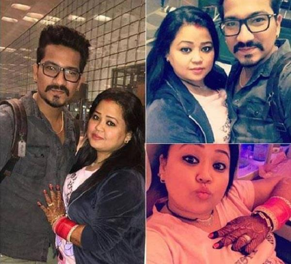 bharti singh haarsh limbachiyaa honeymoon