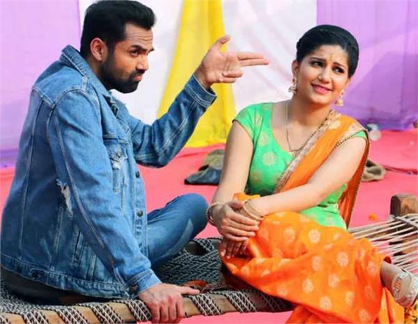 sapna chaudhary abhay deol bollywood film nanu ki janu
