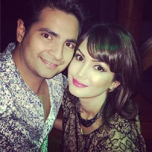 good news   karan mehra  s wife nisha rawal is pregnant