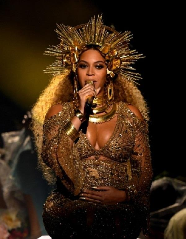 beyonce in grammy awards
