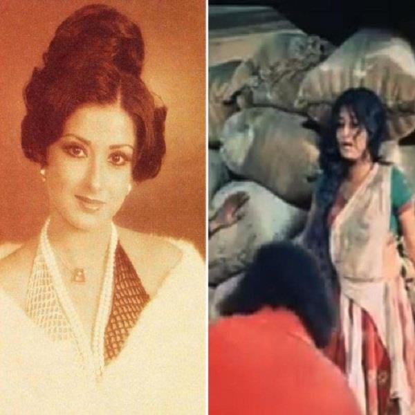 moushumi chatterjee was pregnant during rape scene