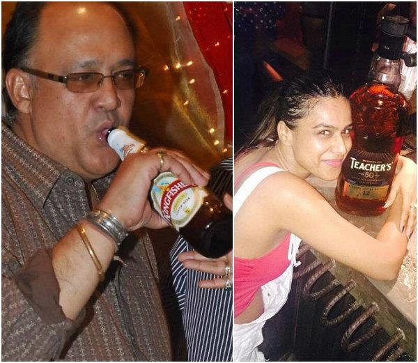 photos of drunk tv celebs you might not have seen