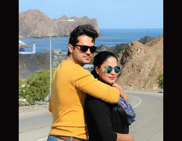 veena malik alleges husband abused her