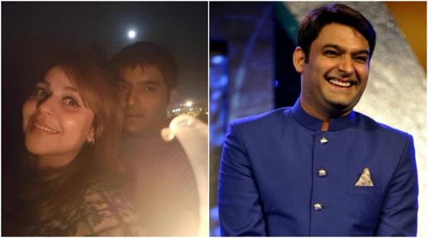 kapil sharma told when he was married to girlfriend ginni
