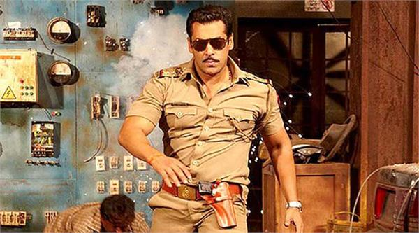 salman khan is writing the story of dabangg 3