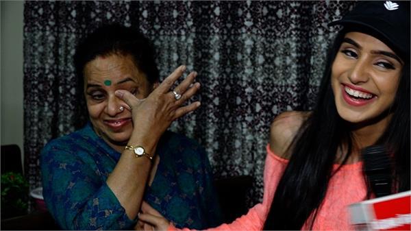 ek shringaar swabhimaan s ankita makes her parents emotional
