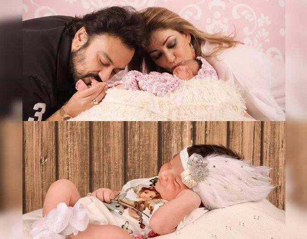 adnan sami shares first daughters picture