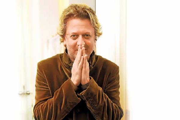 designer rohit bal bail over parking space